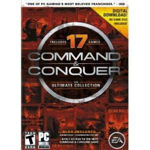 [Origin] Command & Conquer - The Ultimate Collection [17 Titel] für 4€