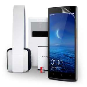 OPPO Find 7 / Find 7a Black Friday Pack 2014 statt 623,-€
