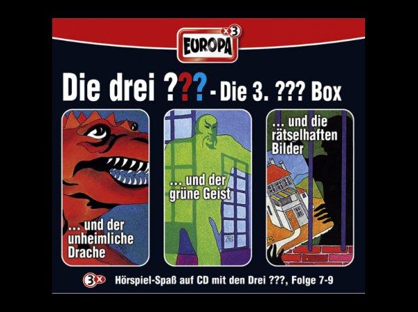 Die drei Fragezeichen 3CD-Boxen in der Saturn 3 für 2 Aktion -> 2,22€ pro CD