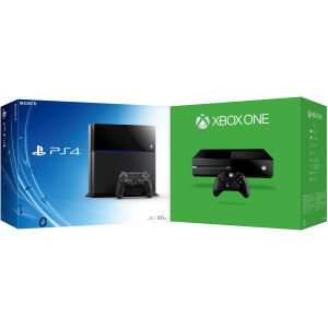 PS4 + Xbox One [Bundle]