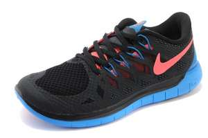 Black Friday Nike Free 5.0 black / hyper punch