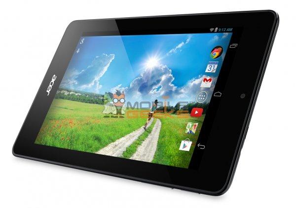 Acer Iconia One 7 HD Tablet Wi-Fi 8 GB Android 4.2 schwarz für 71,99€ bei Cyberport versandkostenfrei