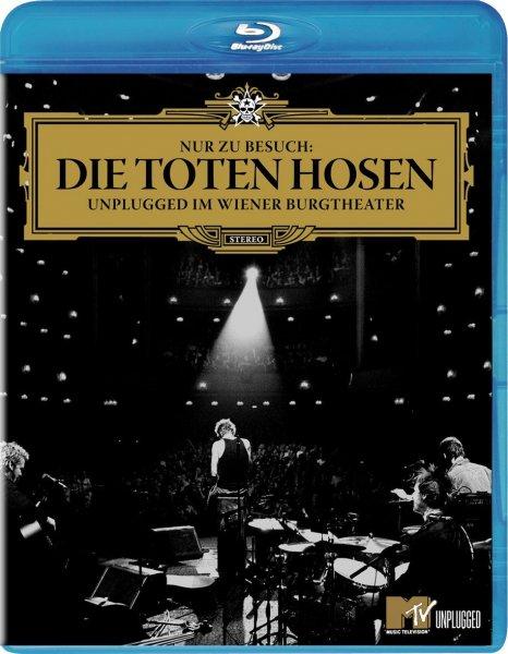 [Amazon Prime] Die Toten Hosen - Nur zu Besuch/Unplugged im Wiener Burgtheater [Blu-ray] *Bestpreis*