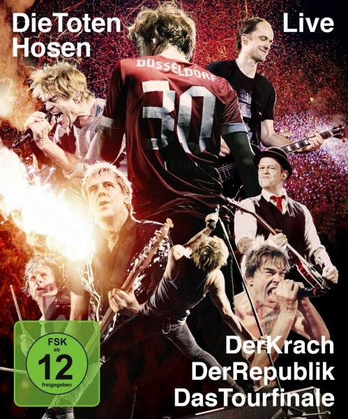 [Amazon Prime] Die Toten Hosen Live: Der Krach der Republik - Das Tourfinale [Blu-ray] *Tiefstpreis*