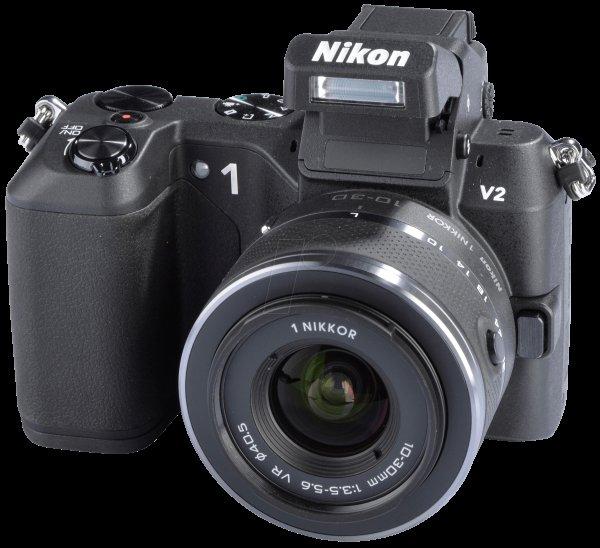 [reichelt.de] Nikon 1 V2 10-30mm Kit, refurbished