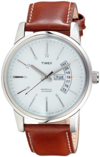 Timex Perpetual Calender T2K621PG für € 44,41 bei Amazon.de, UVP € 99,90
