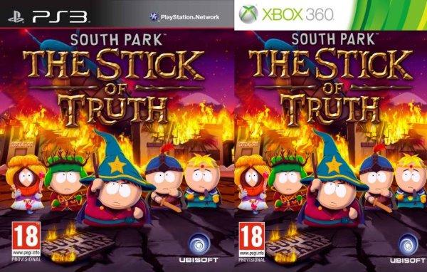 Xbox360/PS3 - South Park: The Stick of Truth für €17,62 [@Zavvi.com]