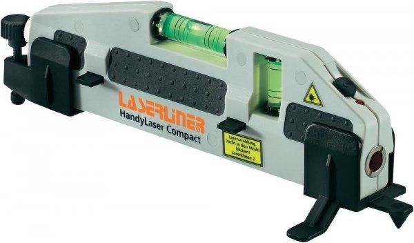 [3% Qipu] Laserwasserwaage Handylaser Compact für 19€ frei Haus @voelkner