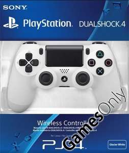 BLACK FRIDAY DEAL - PS 4 Controller Weiß - GamesOnly.at
