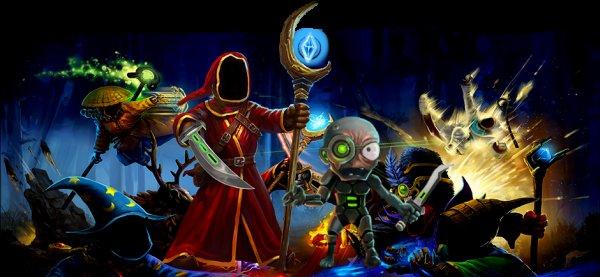 [Steam] 3 Gratis DLCs für Magicka: Wizard Wars (Alienware und Razer)