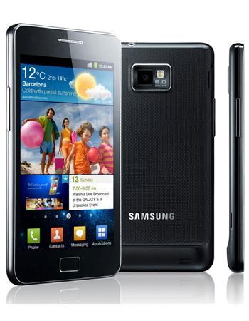 Samsung I9100 Galaxy S 2 für 1€ Fix  kosten 14,28 € mtl.   gesamtsumme .  342,72 €