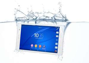 Sony Xperia Z3 Compact Tablet LTE 16GB Android weiss @computeruniverse.net