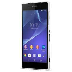 Sony Xperia Z2 16GB D6503 white Android Smartphone Kamera LTE 4G 3G Touchscreen [ebay.de]