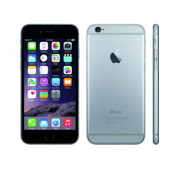 [LogiTel] iPhone 6 16GB + Otelo Allnet-Flat XL I Black Friday