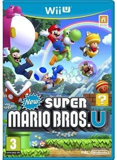 New Super Mario Bros U für 19,37€ @simplygames.com