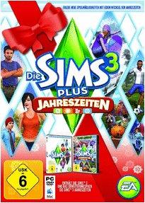 Die Sims 3 + Die Sims 3 Jahreszeiten (Download PC/Mac) sehr günstig