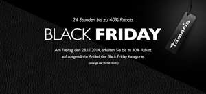 40% Rabatt bei Tamaris in der Black Friday Kategroie