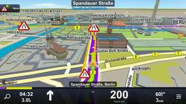 Sygic GPS Navigation Offline für Android