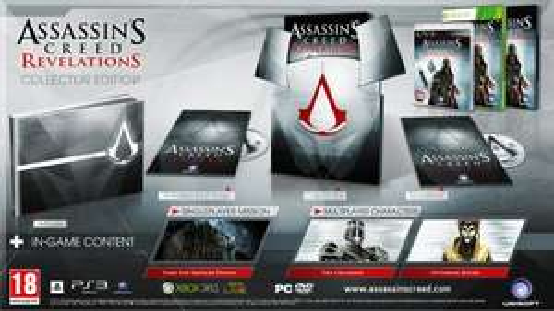 Assassins Creed Revelations: Collector Edition [PC] für ~ 35.44€ @zavvi (mit Code)