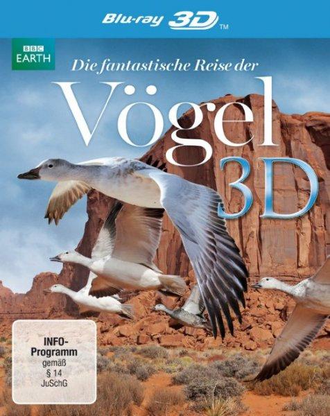 [Amazon.de][Prime] Die fantastische Reise der Vögel 3D Blu-Ray