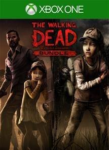 """The Walking Dead Season 1+2"" Xbox One Bundle nur 25€"