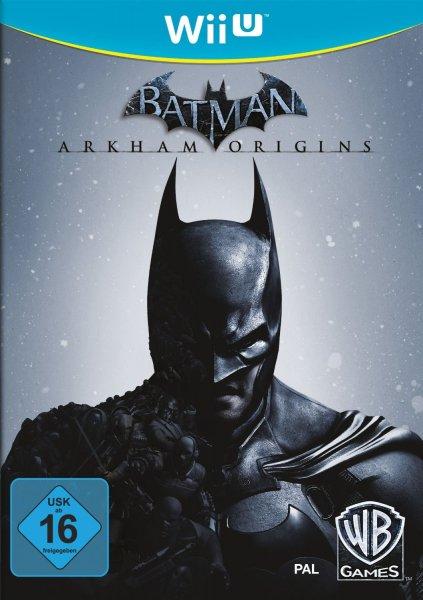 Batman: Arkham Origins Wii U für 11,97€@amazon.de Cyber Monday Deals