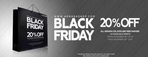 Armada Music Shop Black Friday 20% Rabatt