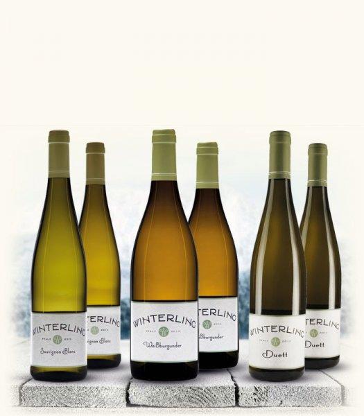 50% auf Weißweinpaket 36,95 € inkl. Versand bei WirWinzer.de