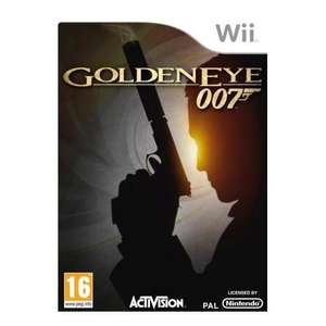 007: GoldenEye WII EUR 11,99 @play.com