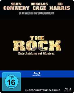 [Amazon.de] diverse Blu Ray Steelbooks für 7,29€ u.a. Roger Rabbit, John Carter, The Rock....