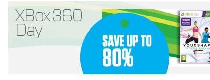 Xbox 360 Day@thehut.com / wireless Controller 20,50 € oder Halo Reach für 14,80€