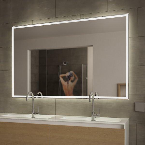[ebay] ? LED Badezimmerspiegel in verschiedenen Größen und Motiven 10% Black Friday Rabatt ?