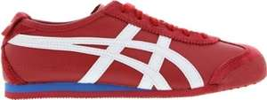 Onitsuka Tiger Mexico 66 in rot für 35,96€ (Größen 37-48) @Sidestep [Black Friday]