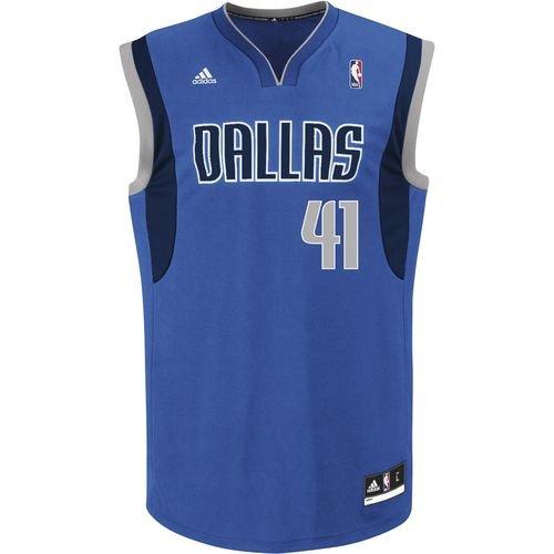DÖRK Dallas Mavericks Replica Trikot im Adidas Store für 29€