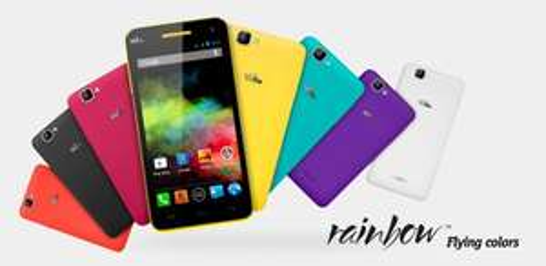 Wiko Rainbow für 110 € - Dual-Sim Smartphone bei Amazon Italien mit Gutschein