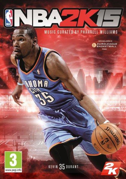 [Steam] NBA 2K15 für 11,99 bei Amazon.fr
