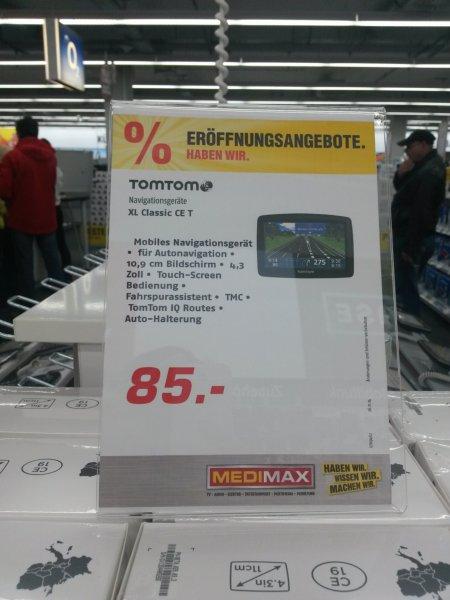 [Lokal Chemnitz]Medi-Max Tomtom XL classic CE T für 85€