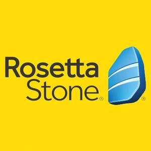 Rosetta Stone - Black Friday - Sprachlernsoftware -50%