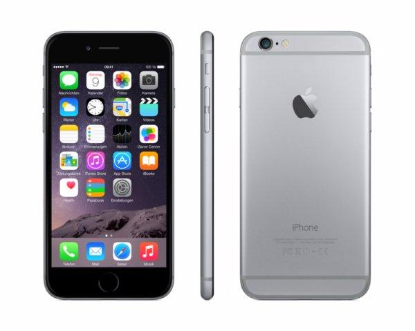 Apple iPhone 6 - 128 GB - spacegrau - mit Vodafone Lock für 777,77€ @eBay