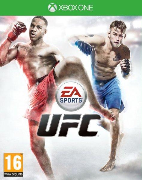 XBOX ONE EA Sports UFC //// 23,10€ im Store oder für 32,95 € als analoge Version