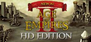 Age of Empires II HD für 3,99€ im Steam Store