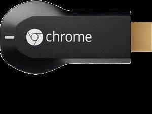 Chromecast direkt über Google + 15€ Guthaben für Play Movies