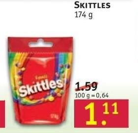 Skittles 174g