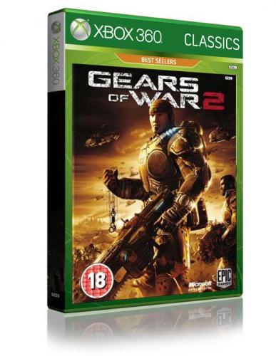 Xbox 360 - Gears of War 2 (Classics) [@Play.com]