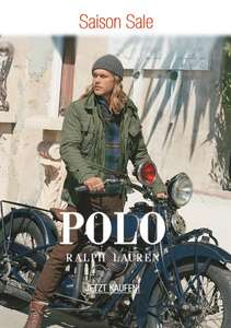 Polo Ralph Lauren Saison Sale!