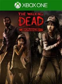 XBOX One - The Walking Dead S1&2: 15,-€, Mordors Schatten: 22,-€ und andere Angebote im MS Hong Kong Store