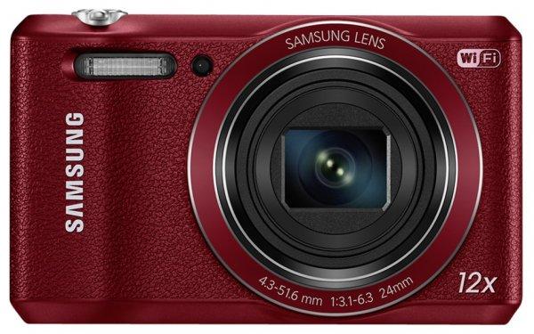 Digitalkamera Samsung WB35F in verschiedenen Farben
