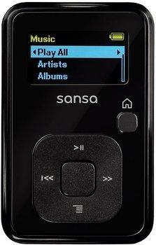 """[Amazon """"Blitzangebot""""] SanDisk Sansa Clip, 8GB MP3-Player schwarz für 29,99 Euro inkl. Versand"""