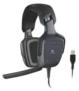 Logitech G35 Headset - amazon.com - ca. 67,60 Euro