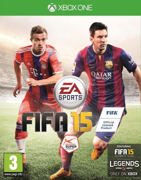 FIFA 15 Deluxe Edition für XBOX One ~ 23,83€